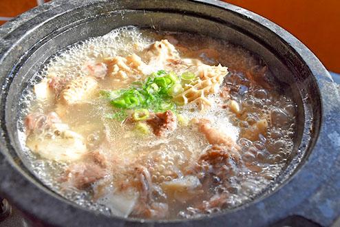 ソㇽロンタンと冬至粥を食べる会
