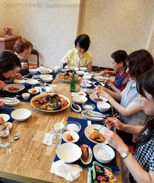 食べる会_201805