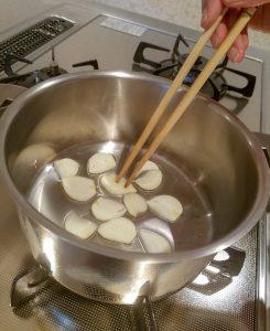レシピ20190115_にんにく粥