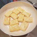 レシピ_20190915_豆腐焼き・きのこ添え
