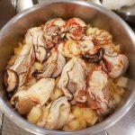 レシピ20200201_牡蠣の炊き込みご飯